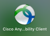 Cisco AnyConnect Mobility Client app icon