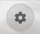 Gmail gear button